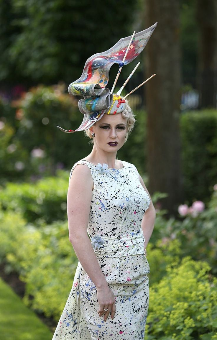 Ladies' Day at Royal Ascot: Fashion highlights including the best and worst outfits - Wales Online