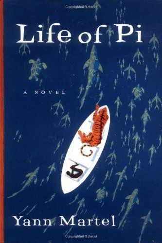 1196 best fave books images on pinterest playlists for Life of pi piscine