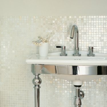 Gorgeous tiles for a dream bathroom (that I don't have, sigh..)