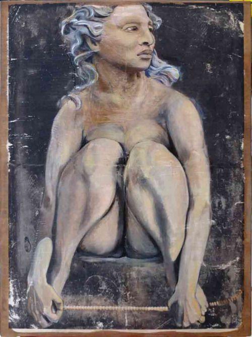 Jelena Tierskich 62x83 cm