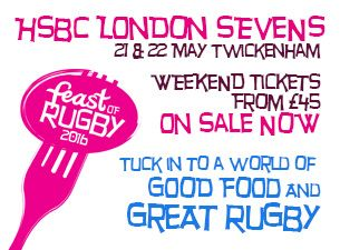 HSBC London Sevens Tickets