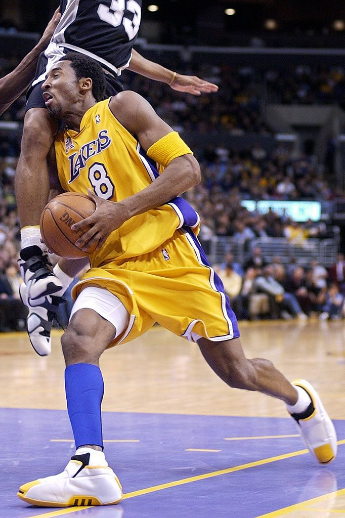 Before Nike Kobe Bryant Had Some Of Adidas Most Memorable Signature Sneakers Kobe Bryant Kobe Kobe Sneakers