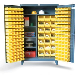 Storage Bins And Cabinets Plastic Containers Crates With Size 1290 X 1361 Bin Are D