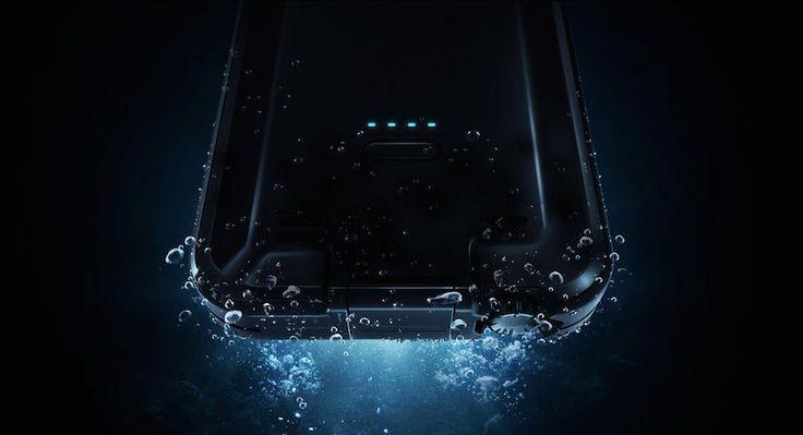 Lifeproof también tiene su funda resistente al agua y con batería para el iPhone 6 - http://www.actualidadiphone.com/2015/01/07/lifeproof-tambien-tiene-su-funda-resistente-al-agua-y-con-bateria-para-el-iphone-6/