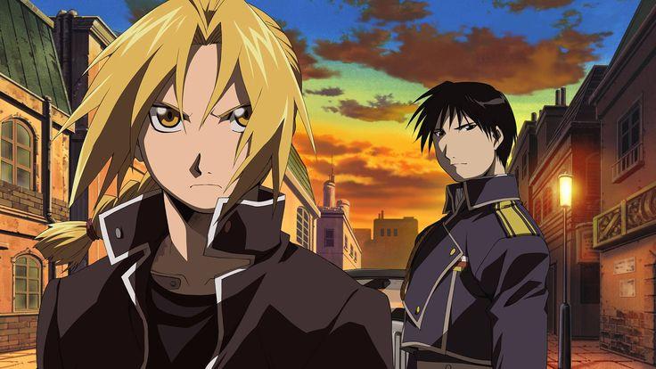 Fullmetal Alchemist: Brotherhood,