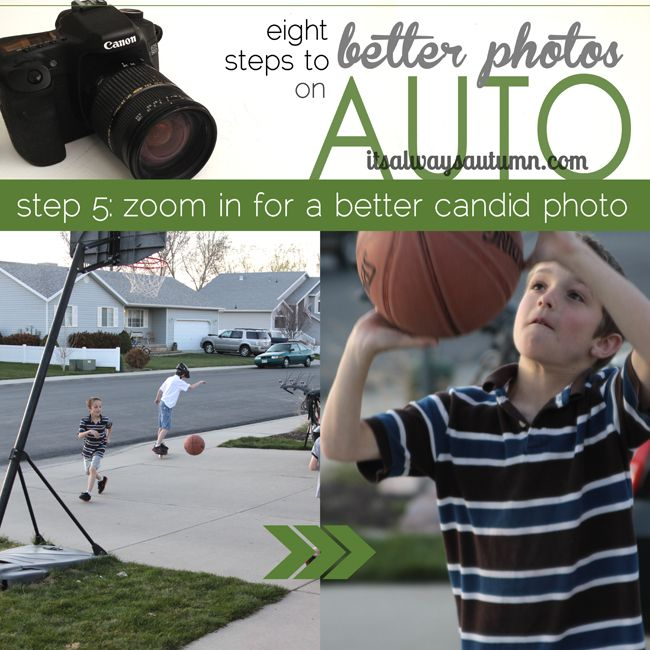 8 steps to better photos on AUTO {step 5: zoom in for a bettercandid} - It's Always Autumn