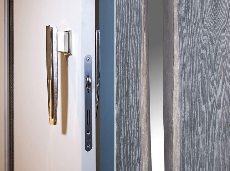 door knob handle home chic stylish style home interior poland polish architecture Nowa kolekcja drzwi - na miarę wymagań współczesności - Architektura, wnętrza, technologia, design - HomeSquare