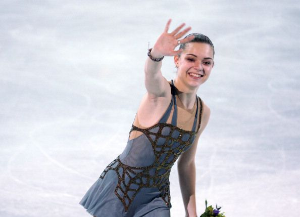 Adelina Sotnikova out for Grand Prix series with torn ankle ligament