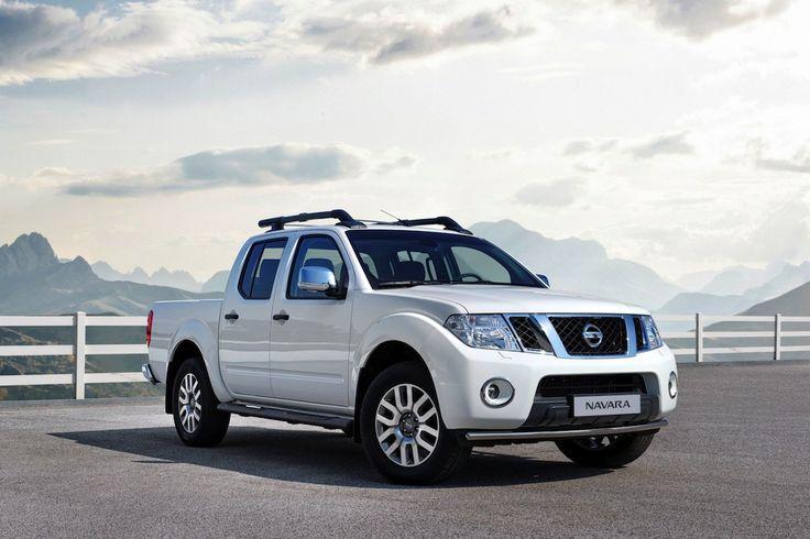 Nissan NAVARA V6 dCi Edition Limitée #Nissan #Navara #Limited #Edition