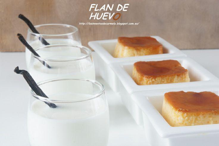 ... pudding flan de recipe forward las recetas de manans flan de arroz con