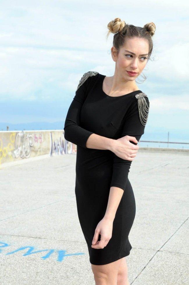 Black Rock Mini Dress. From 3̶0̶ ̶€̶ now only 24 € bit.ly/1NGccS4
