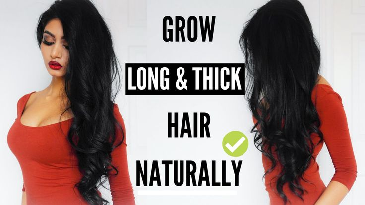 how to get my hair thicker