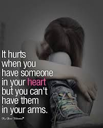 Image result for quotes about letting go of someone you love but can't have