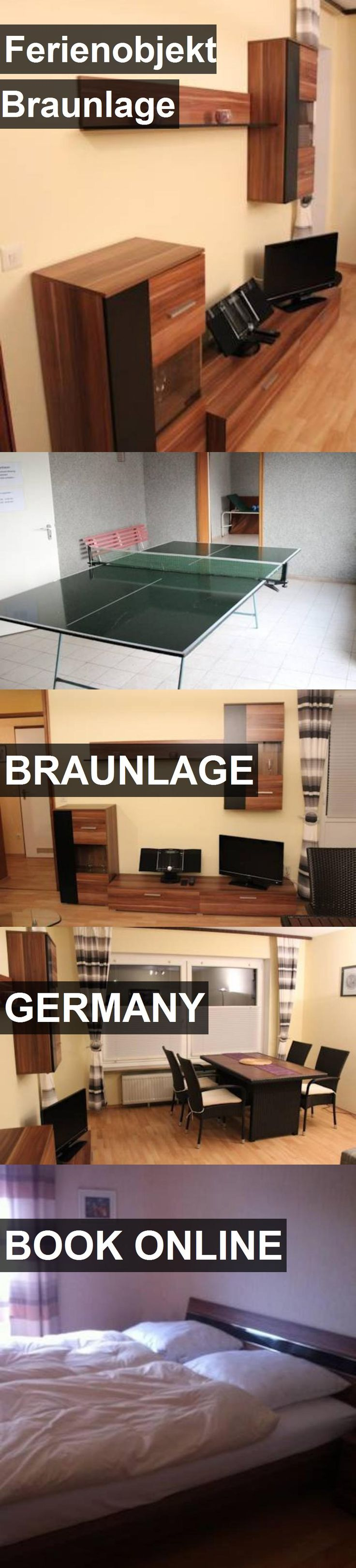 Hotel Ferienobjekt Braunlage in Braunlage, Germany. For more information, photos, reviews and best prices please follow the link. #Germany #Braunlage #travel #vacation #hotel