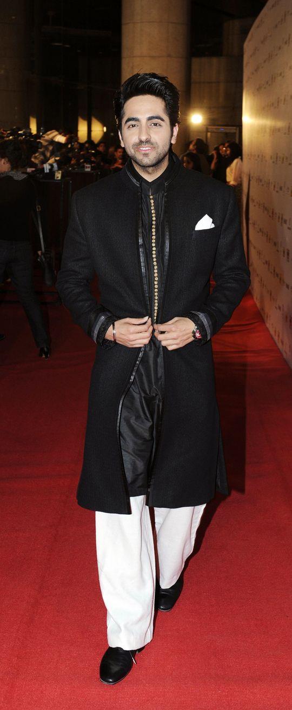 Ayushmann Khurrana #Bollywood #Fashion