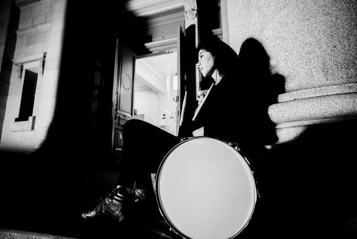 a drummer. | benisuna Inc.
