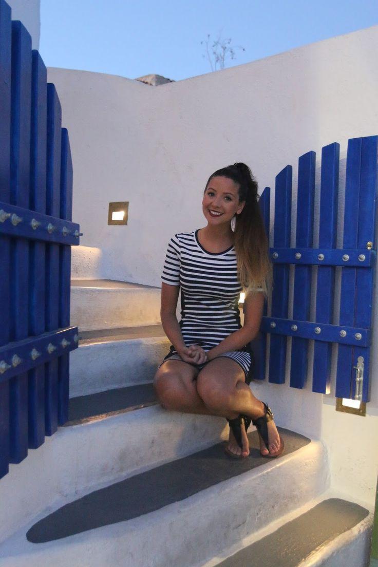 Zoella   Beauty, Fashion & Lifestyle Blog: Santorini   The Missed Photos
