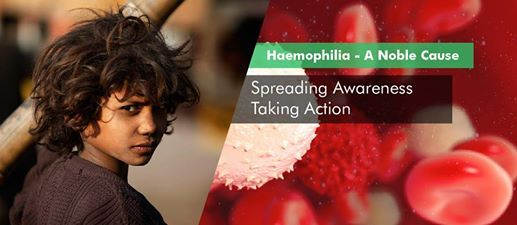 Haemophilia is a hereditary bleeding disorder where the blood does not clot normally due to the absence of a clotting factor. Read full article here: http://www.sweetpills.in/Haemophilia-A-Noble-Cause.aspx Please share and spread the word! +91-98200 36592