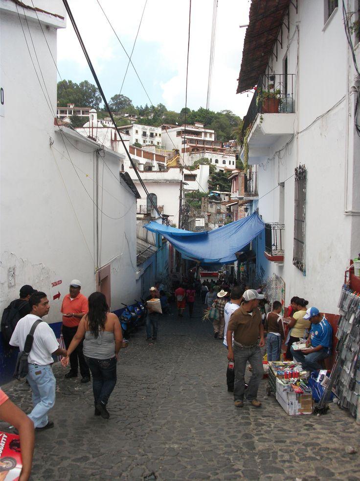Tianguis Sabatino de la Plata, Taxco; Gro.