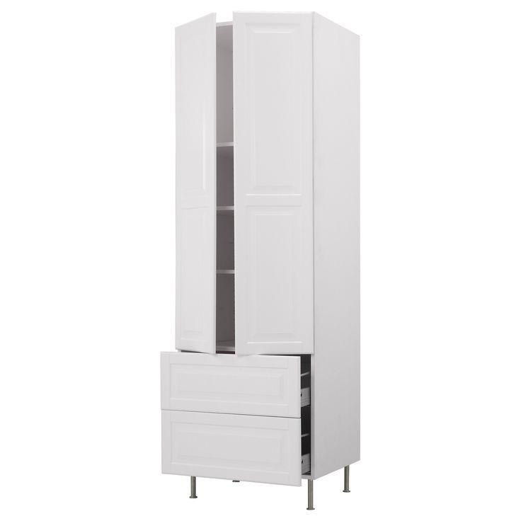 Charmant Tall Küchenschrank Ikea Ideen - Küchen Ideen - celluwood.com