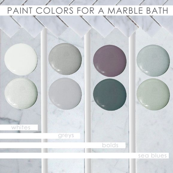 What is it about a marble bathroom that is so hard to resist? The beautiful stone elicits a sort of zen calmness that few other raw materials can elicit. B...