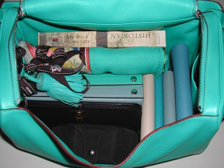 What's inside your Lindy? :) - PurseForum