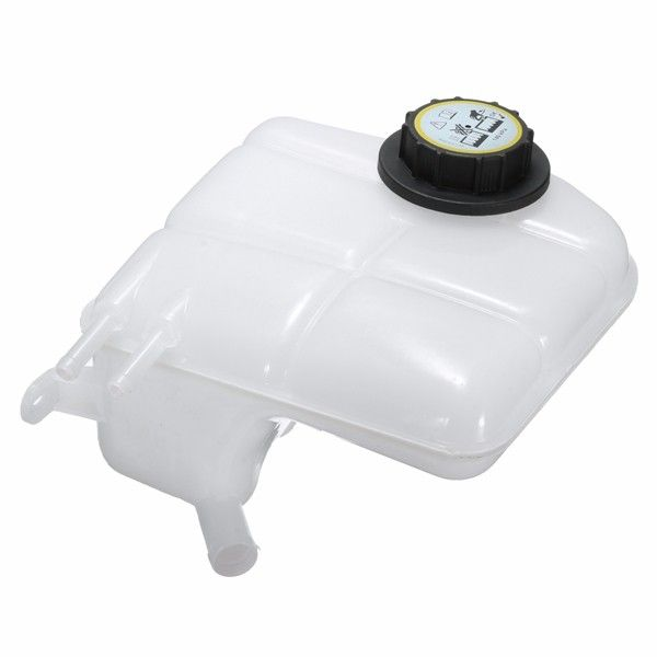 Engine Coolant Recovery Tank-Coolant Reservoir Front fits 00-07 Ford Focus