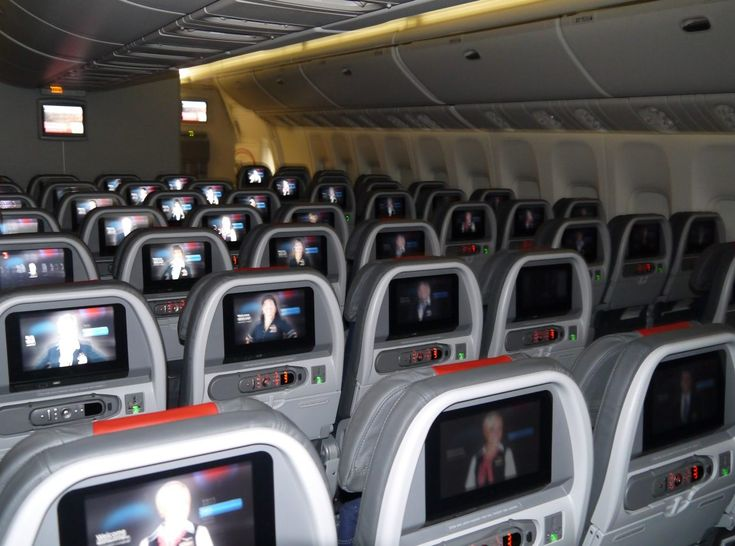 American airlines boeing 777 300er main cabin seats