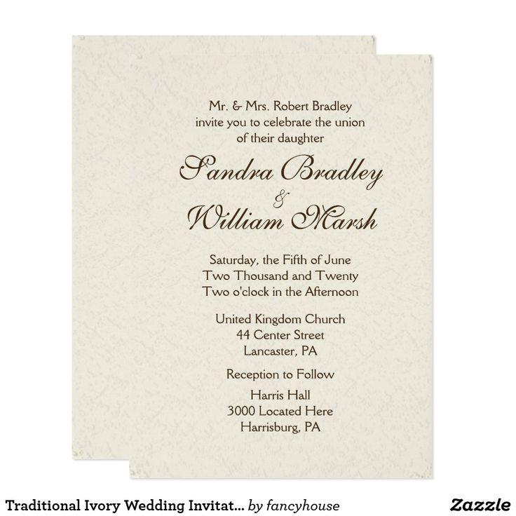 394 besten Wedding Invitations Bilder auf Pinterest