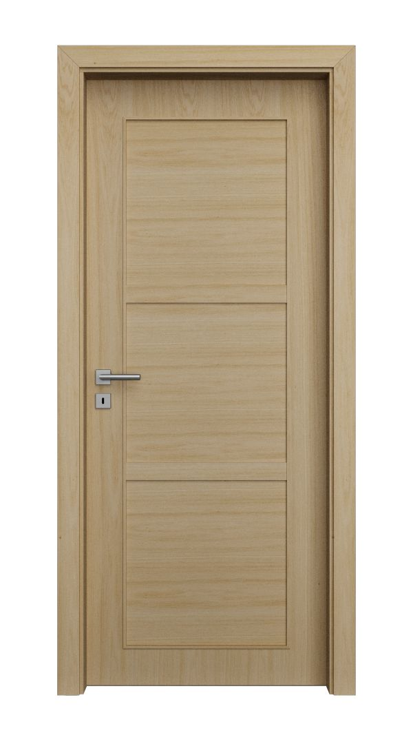 QUADRA structured veneered doors