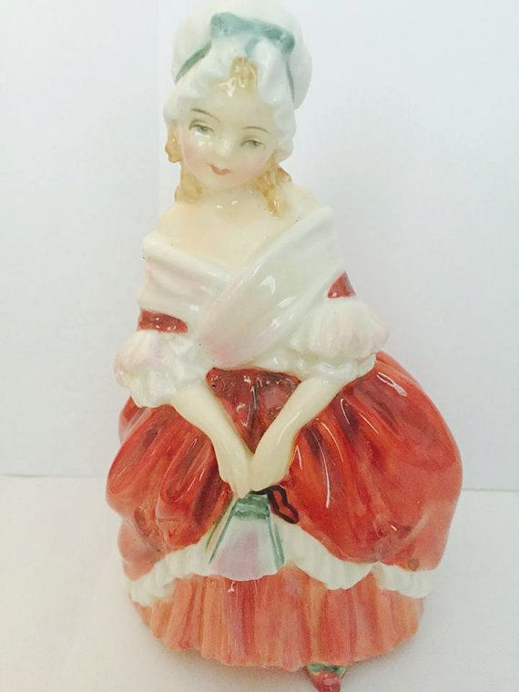 Vintage Royal Doulton China Peggy by CNAntiques on Etsy