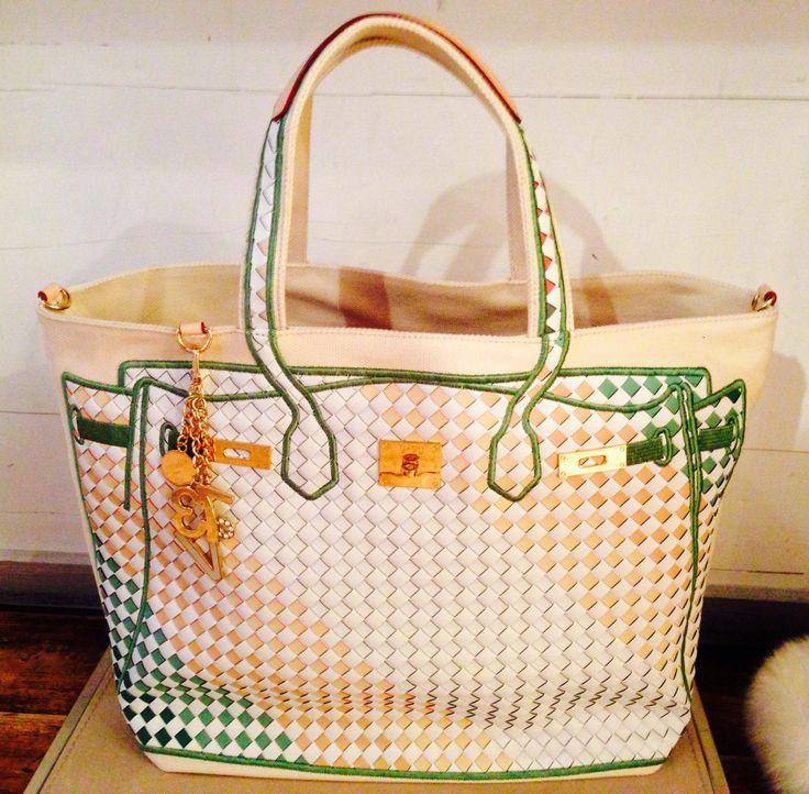 V73 handbags!