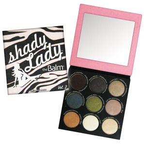 the Balm Shady Lady Palette Volume 2 - Paleta de Sombras
