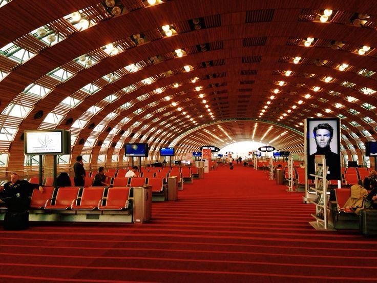 Aéroport Paris-Charles de Gaulle (CDG) en Paris, Île-de-France