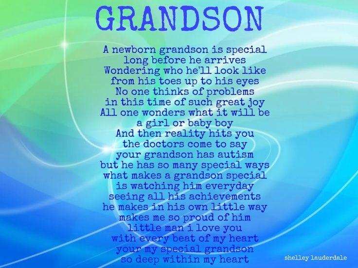 I Love You Grandson Quotes. QuotesGram - 71.9KB