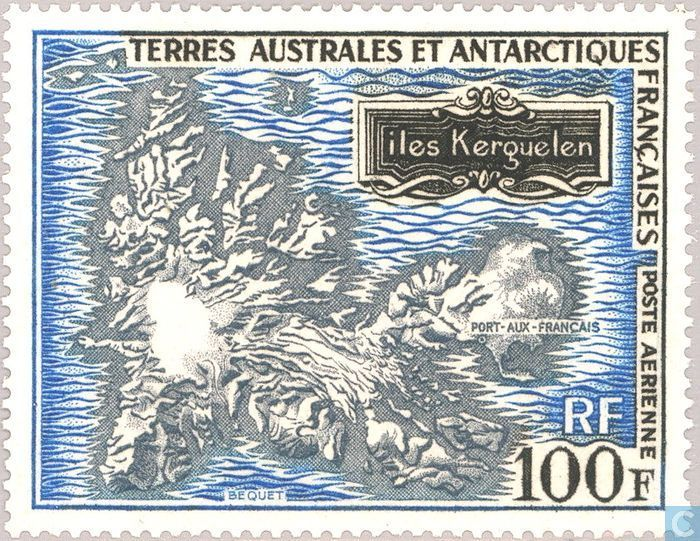 Postage Stamps - French Southern and Antarctic Lands - Kerguelen Islands
