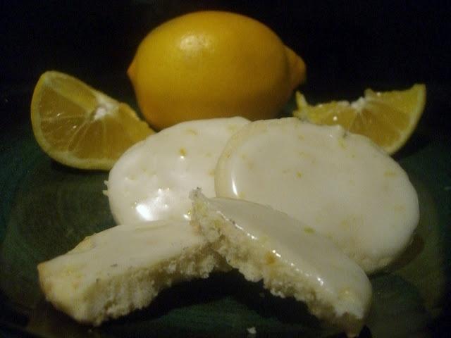 Lemon icebox cookies! | Cookies and Bars | Pinterest