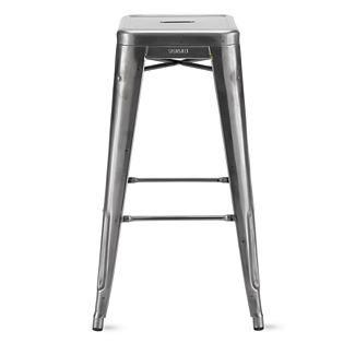 Tolix marais counter stool industrial bars industrial bar stools and bar - Tolix marais counter stool ...