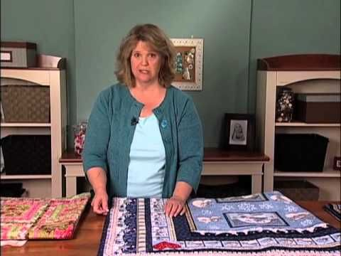 How to Cut Fabric for Quilting Blocks | National Quilter's Circle - YouTube