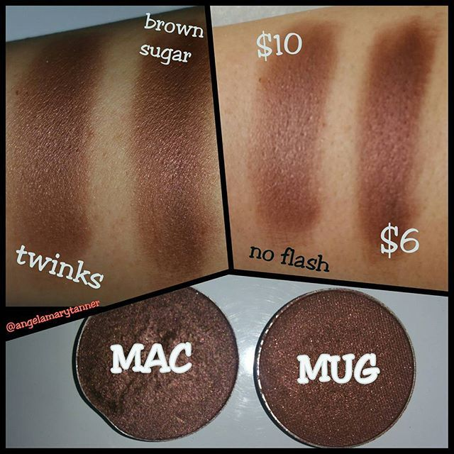 Makeup Geek Dupe For Mac Antiqued Makeupviewco