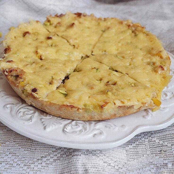 1,755 отметок «Нравится», 30 комментариев — ПП🔸Рецепты🔸Спорт🔸ЗОЖ (@pokrovskaya_fit) в Instagram: «Добрый день) Приготовила безумно вкусный пирог с индейкой, кабачком, кукурузой и сыром😋 За рецепт…»