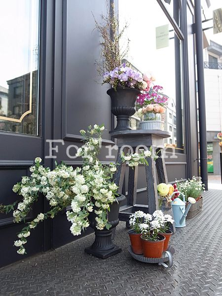 The Botanist, flower. European Flower shop & School designed by For'room