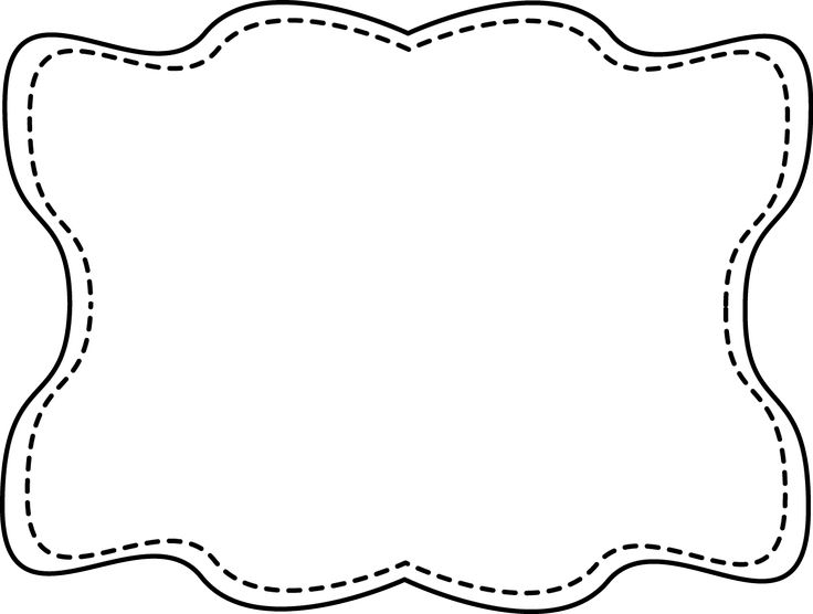 school text box clipart. frames borders clip art free wavy stitched frame white and black with school text box clipart p