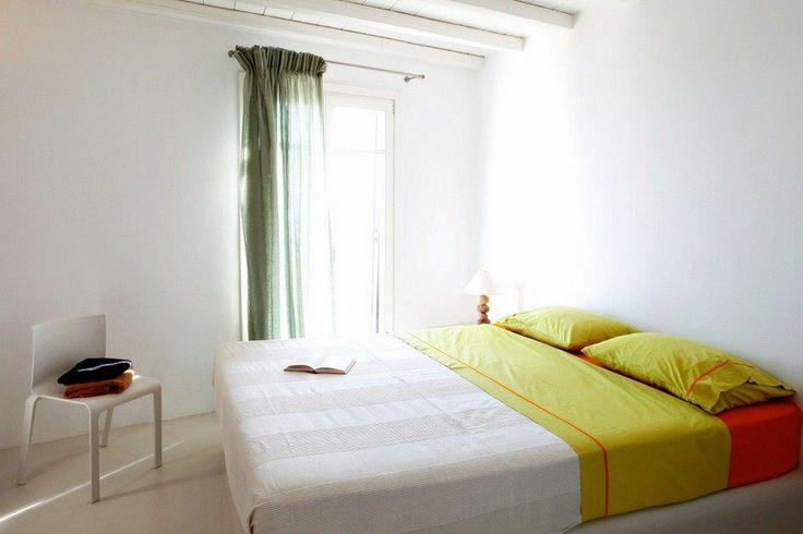 Elia White Residence Bedroom