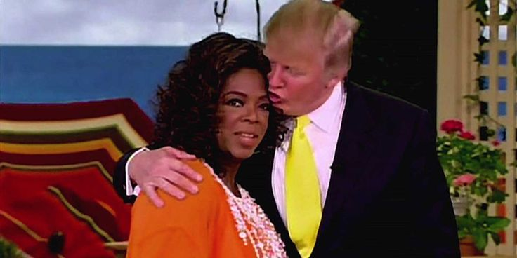 POLL: Who would win the next election: Oprah or President Trump?