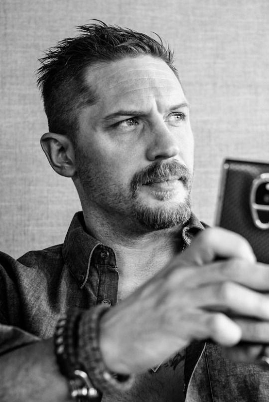 Tom Hardy Only — thas-fandom:   Tom, SIRIN LABS Ambassador.  [HQ]...