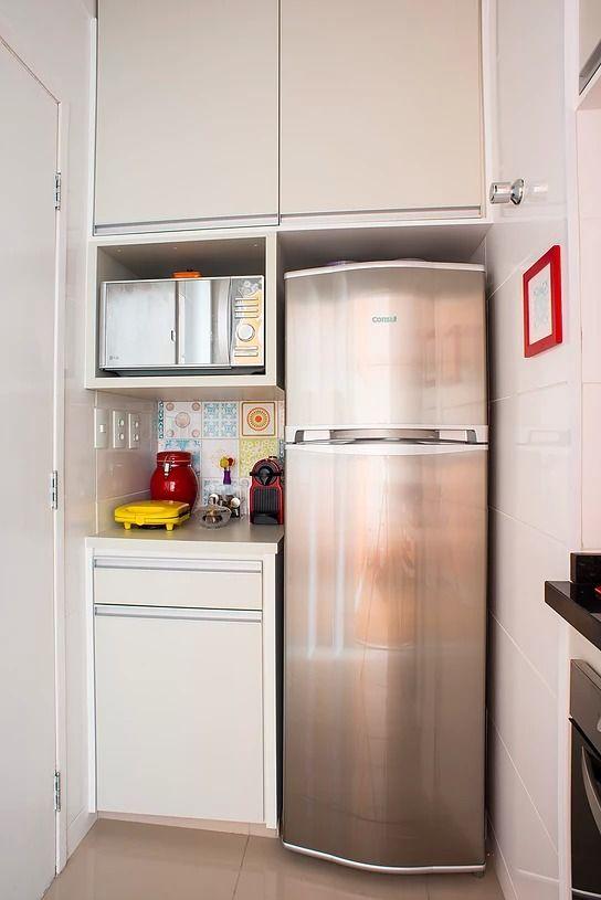 25+ melhores ideias sobre Mini Cozinha no Pinterest  Cozinha compacta, Cozin # Mini Cozinha Simples