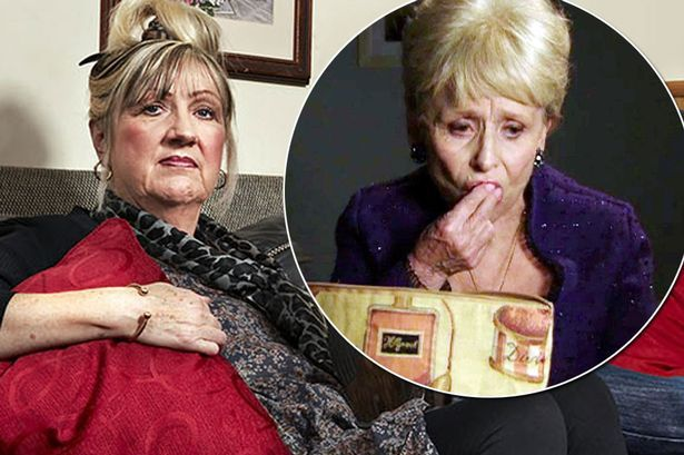 Gogglebox 'cuts families' reactions to Peggy's suicide on EastEnders', as they were too 'raw' and 'personal' - Mirror Online