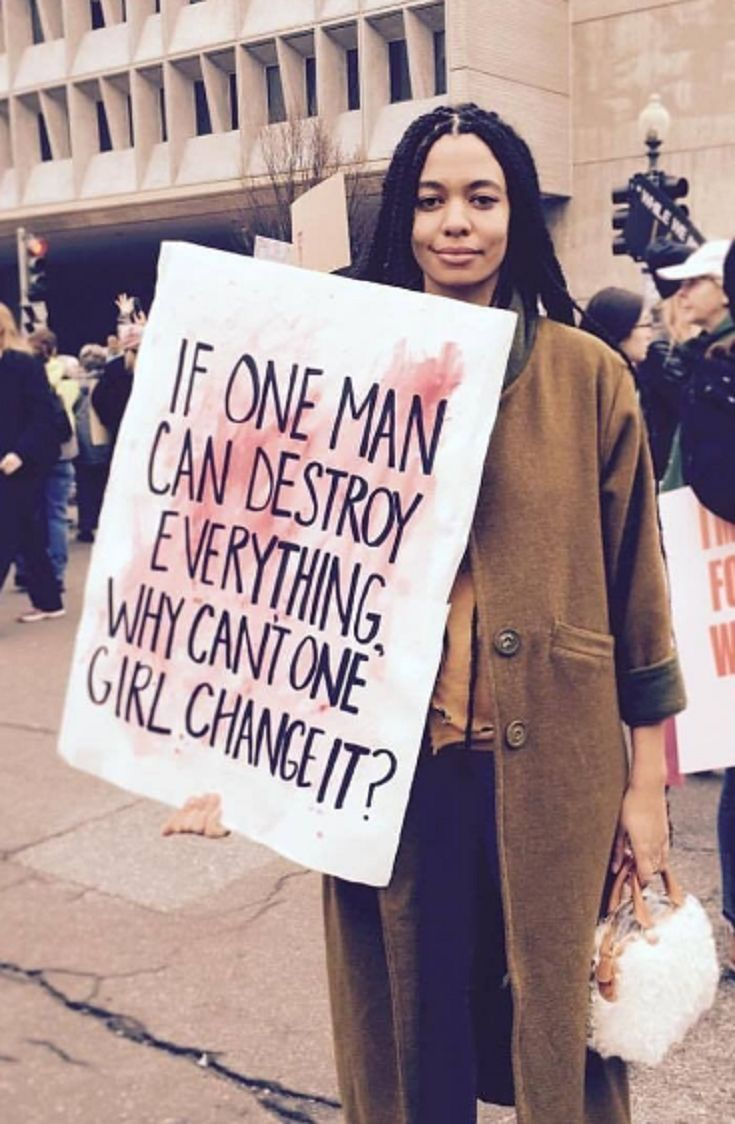 13 Signs That Perfectly Summed Up International Women's Day