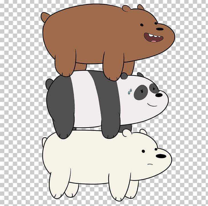 Grizzly Bear Desktop We Bare Bears Png Clipart Animals Bear Carnivoran Cartoon Charlie Free Png Download Ice Bear We Bare Bears Bare Bears We Bare Bears
